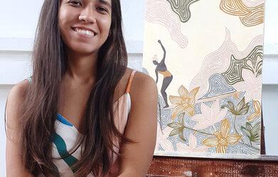 Fernanda Yamamoto e o diálogo entre moda, esportes e arte