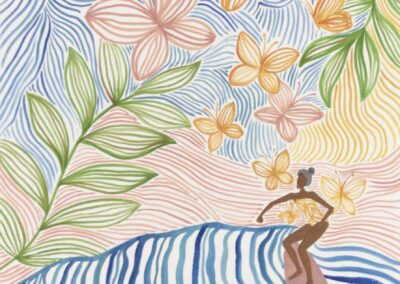 Obra de Fernanda Yamamoto