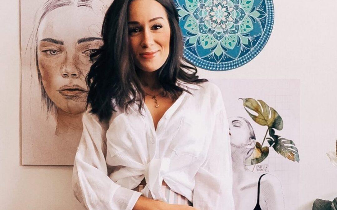 A arte de Marcela Rodrigues na representação de mulheres plurais