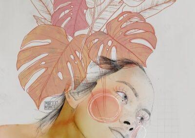 Obra de Marcela Rodrigues